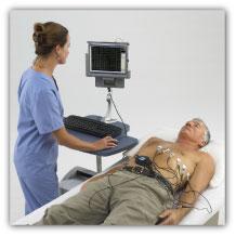 ECG-patient